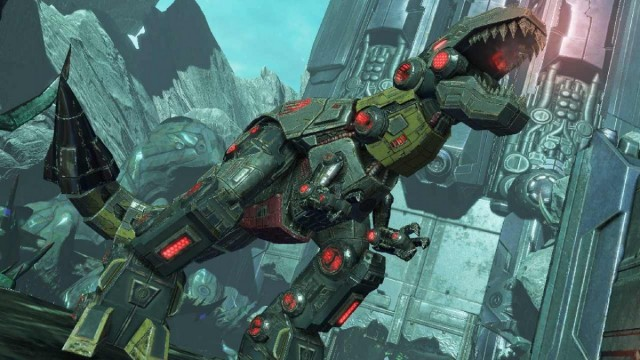 Go Behind The Gameplay Of Transformers: Fall Of Cybertron