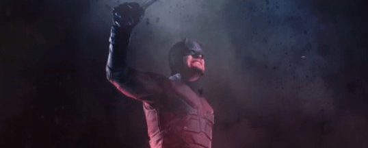 Daredevil Motion Poster Drags The Man Without Fear To Hell