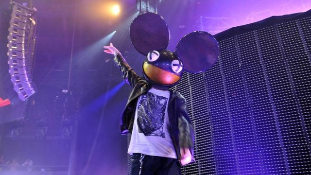 Watch Deadmau5's Entire Set From iTunes Festival 2014