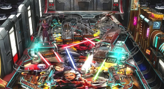 Star Wars Pinball Hitting 3DS eShop On September 19th