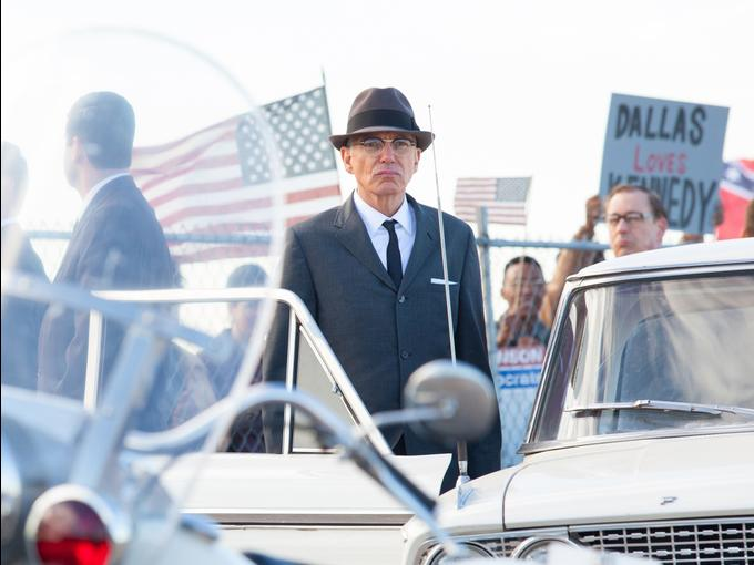 New Images Of Paul Giamatti, Billy Bob Thornton And More In JFK Drama Parkland
