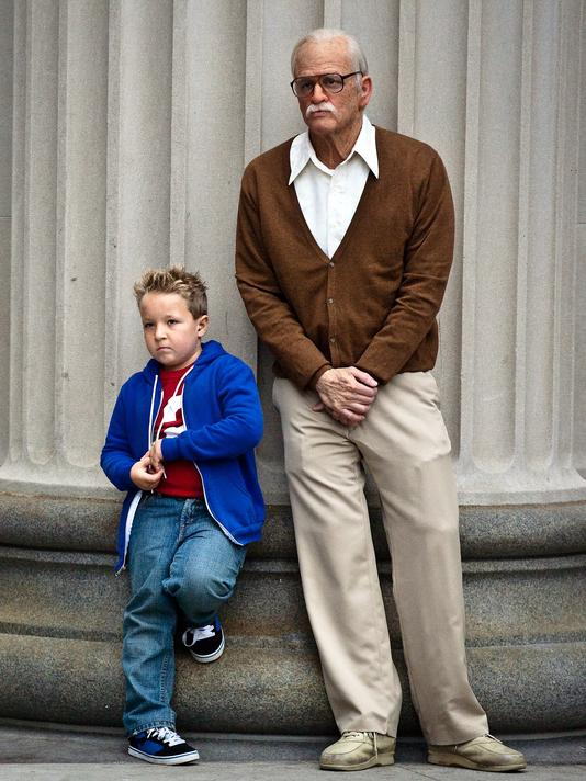 Here Are The First Images From Jackass Presents: Bad Grandpa