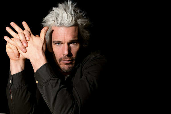 Ethan Hawke And Hamlet Director To Make Shakespeare's Cymbeline