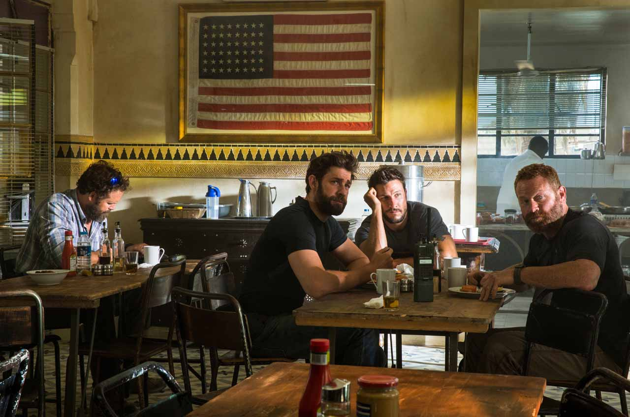 Intense International Trailer For Michael Bay's 13 Hours Shoots Up A Storm