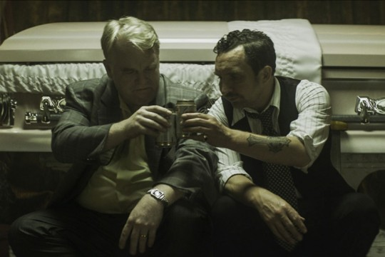 Trailer For God's Pocket, With Philip Seymour Hoffman, Spoils A Bit Too Much