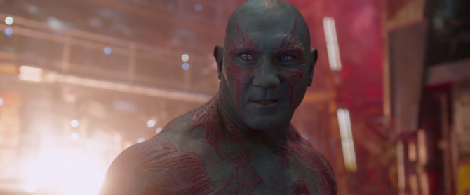 Dave Bautista Weighs In On An Avengers/Guardians Of The Galaxy Crossover