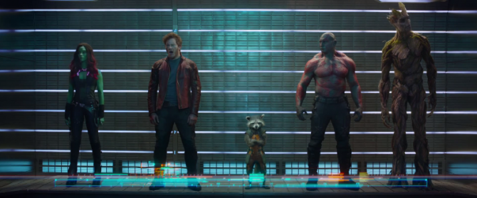 Guardians Of The Galaxy: Which Guardian Are You?
