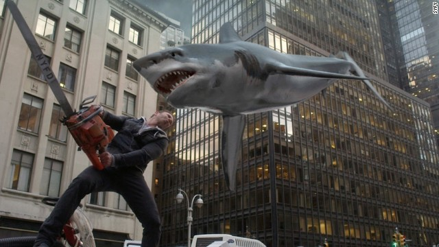 Syfy's Cult Franchise Goes Global With Sharknado 5, Initial Cast List Revealed