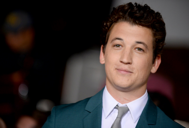 Miles Teller To Star In The Life and Times of the Stopwatch Gang