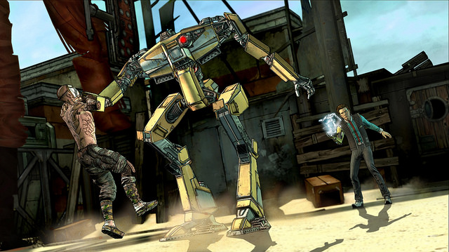 Tales From The Borderlands: Episode 1 - ZerO Sum Review