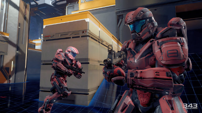 1415641792 halo 5 guardians multiplayer beta trench breakout