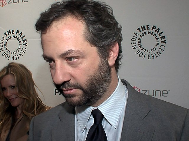 Judd Apatow's 22-Year-Old Script For The Simpsons Is Getting Produced