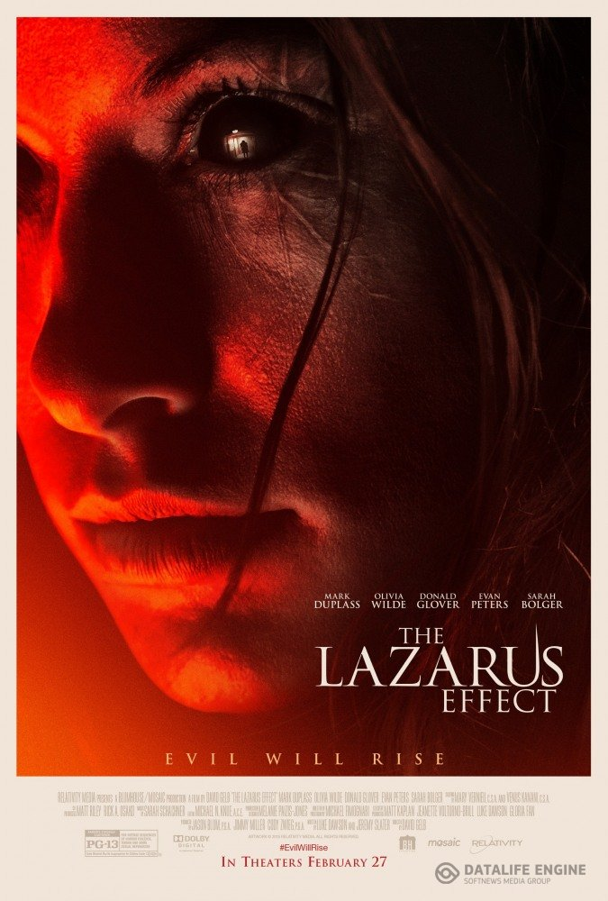 The Lazarus Effect Review