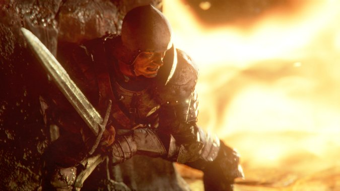 Capcom's Deep Down To Appear At TGS On PS4, First Teaser Published Online