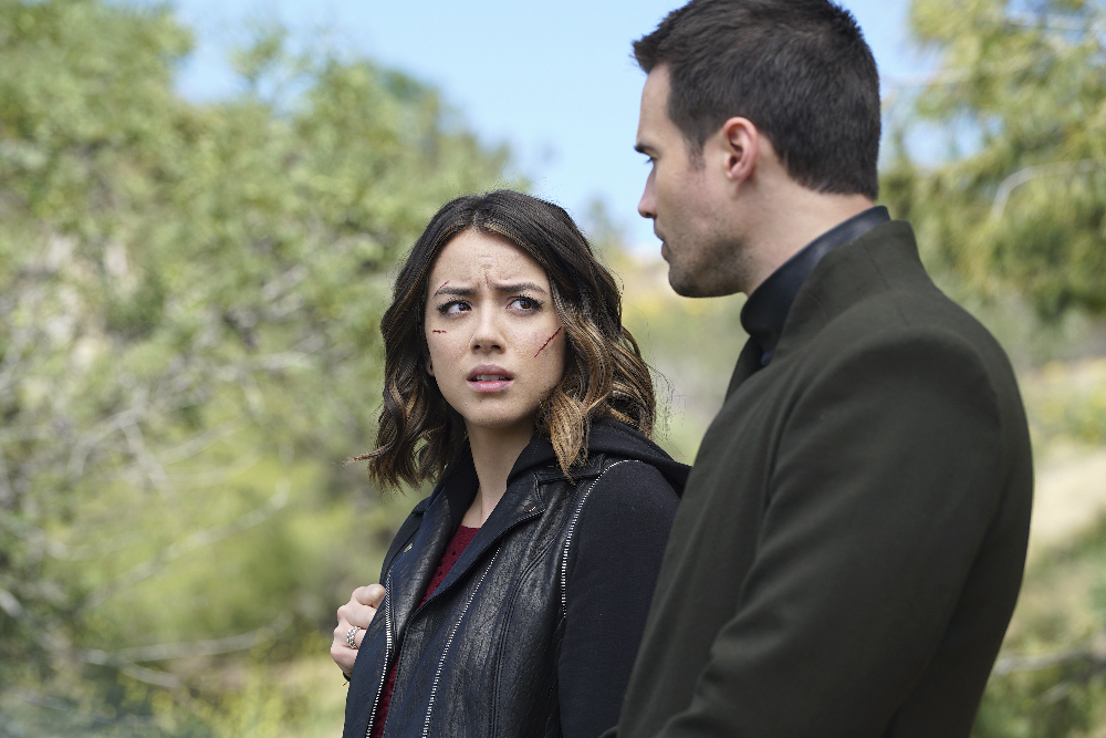 Agents Of S.H.I.E.L.D. Promo Images Reunite Daisy And Ward