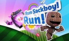 Run SackBoy! Run! Announced For PS Vita And Mobile Devices