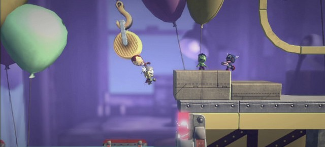 LittleBigPlanet Is Coming To Vita With Marvel Super Hero Content