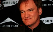 Quentin Tarantino Rides Into Toronto For Django Unchained Premiere