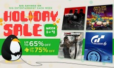 PlayStation Network Holiday Sale Kicks Off With Deals On Tomb Raider, South Park And More