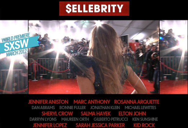 Sellebrity Trailer Offers Candid Peek Into Paparazzi Culture