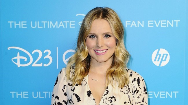 Roundtable Interview With Kristen Bell On Frozen