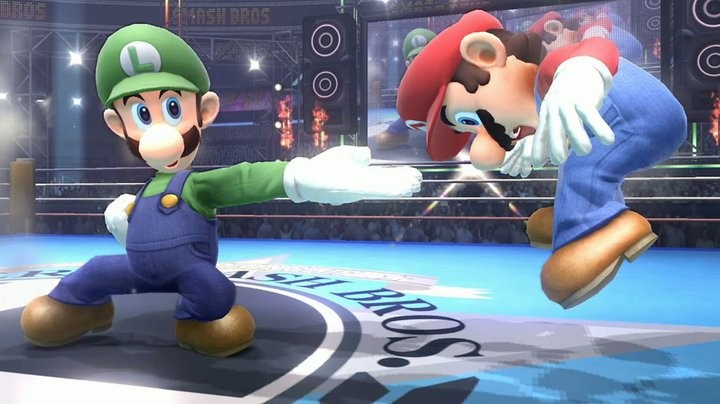 The Year Of Luigi Continues: Plumber Announced For Super Smash Bros. Wii U, 3DS