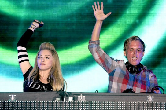 Avicii Tears Up Ultra Music Festival In Miami