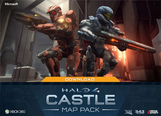 CONTEST: Win Halo 4 Castle Map Pack