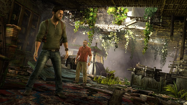 Uncharted 3 Release Date Slides Forward