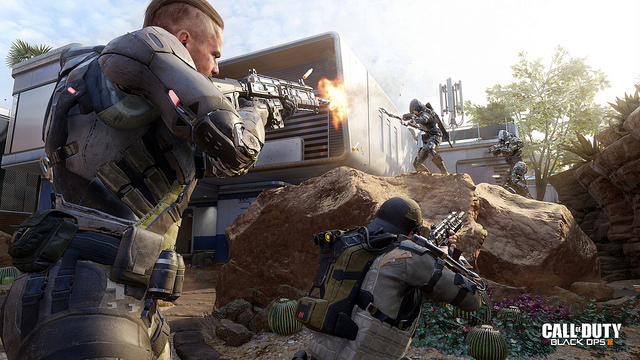 Treyarch Details Improvements Made To Call Of Duty: Black Ops III Following Beta Test