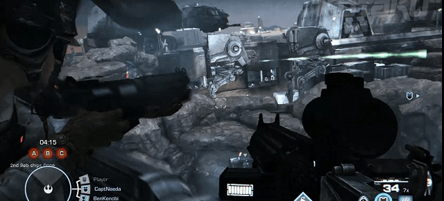 Star Wars: First Assault Beta Footage Hits The Web
