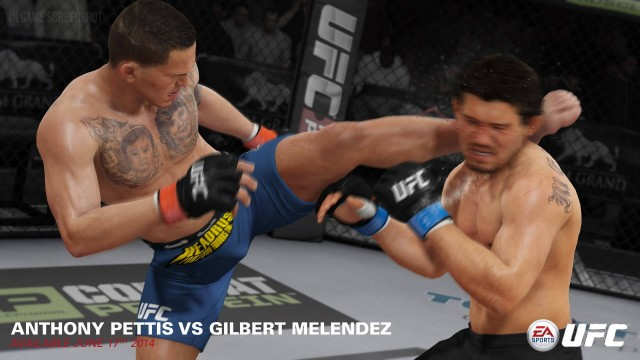Latest EA Sports UFC Trailer Brings The Pain