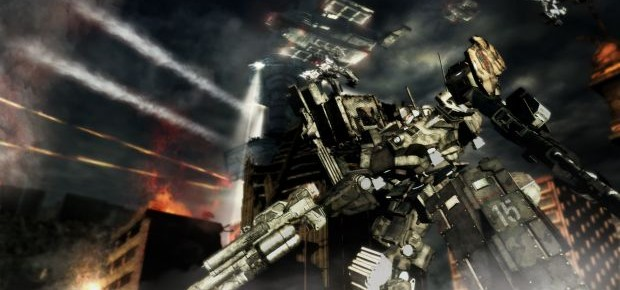 Armored Core 5 Looking To Shake Things Up