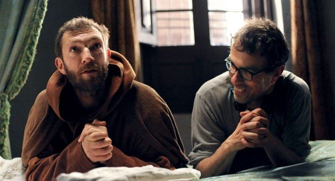 Roundtable Interview With Dominik Moll On The Monk