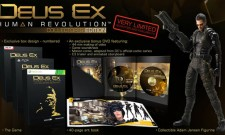 Deus Ex: Human Revolution Collector's Edition Detailed