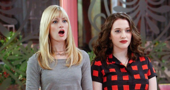 2 Broke Girls Season 1-07 'And The Pretty Problem' Recap