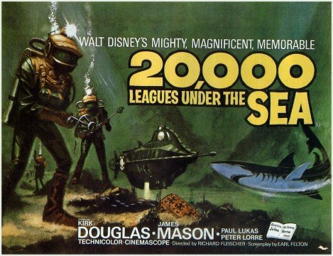 David Fincher's 20,000 Leagues Under The Sea Goes Down With All Hands