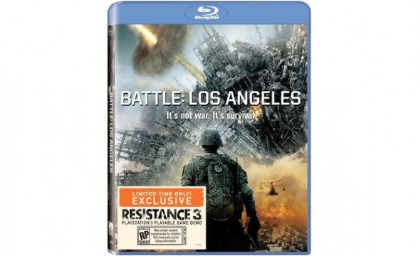 Want To Play Resistance 3? Buy Battle: Los Angeles On Blu-Ray