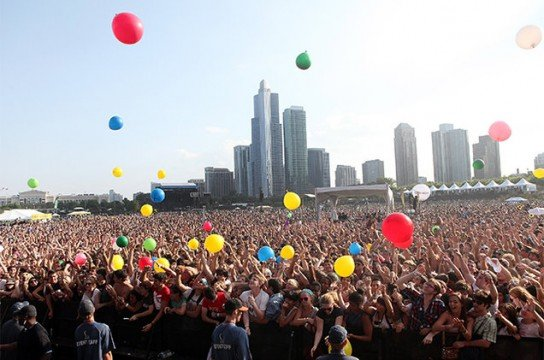 Lollapalooza Drops Lineup For 25th Anniversary Edition