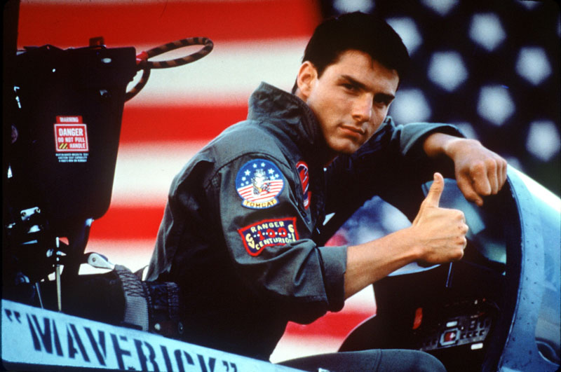 top gun maverick Tom Cruises 10 Greatest Movie Roles