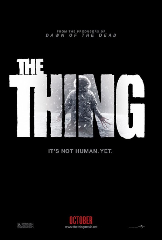 The Thing (2011) Poster And Trailer