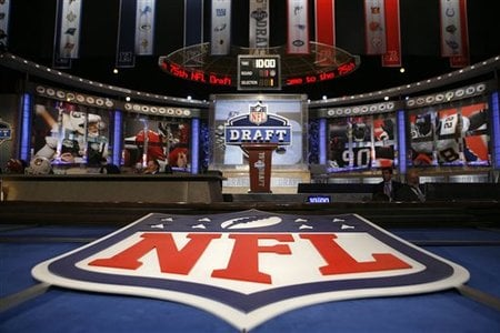 2011 NFL Mock Draft: Picks 1-10