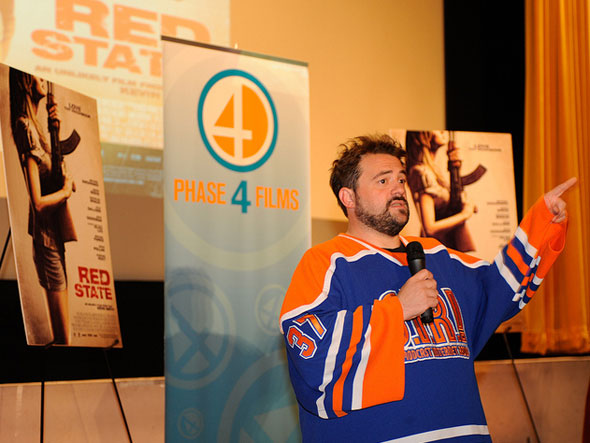 Press Conference Interview With Kevin Smith On Red State
