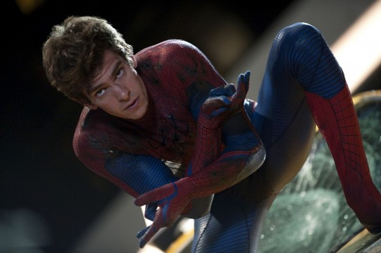 2011 the amazing spider man 016 541x360 The Amazing Spider Man Review