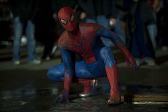 2011 the amazing spider man 021 541x360 The Amazing Spider Man Review