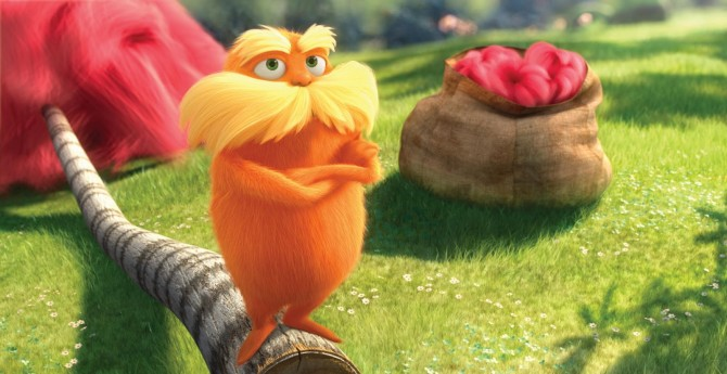 2011 the lorax 001 670x345 The Five Worst Films Of 2012 So Far