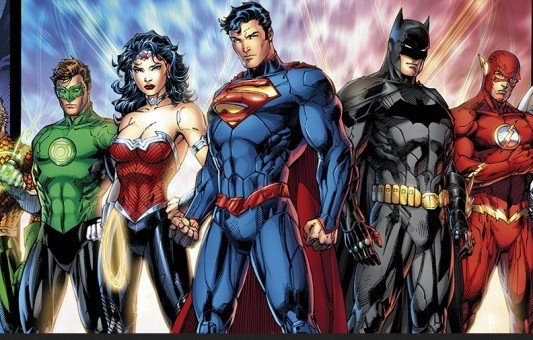 10 Lesser Known Characters Who Should Be In Justice League ...