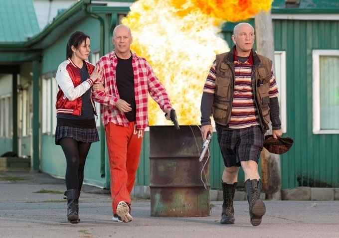 First Trailer For Red 2