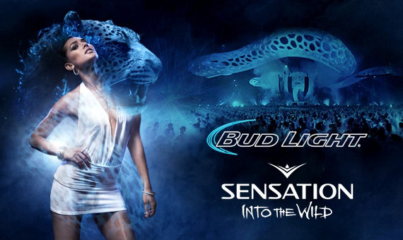 Bud Light Sensation Hits Toronto This Weekend, Tickets Still Available