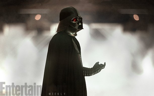 Darth Vader Looms Large In New Rogue One: A Star Wars Story Images
